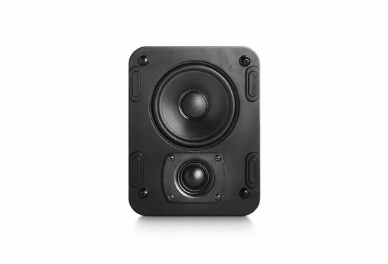 """M&K Sound® IW5 5.25"""" Architectural In-Wall/ In-Ceiling Loudspeaker, Single - White"""