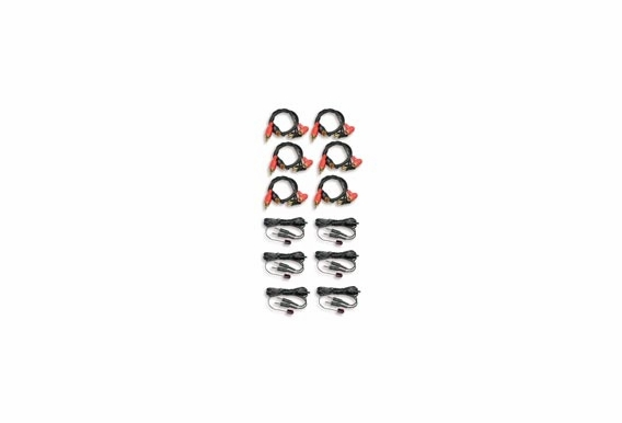 MDS-PCK 6x12 Patch Cord Kit
