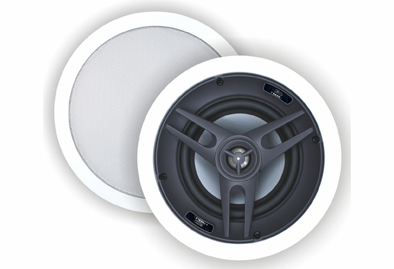 "MK540 5 1/4"" In-Ceiling Speakers for Distributed Audio and Surround Sound"