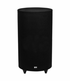 "Nero TubeBass10 10"" Ported Cylinder Cabinetry Home Theater 400W Class D Subwoofer"