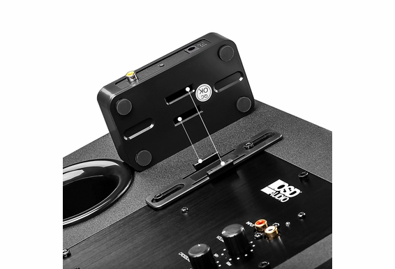 NERO-WSA Wireless Subwoofer Transmitter/Receiver Kit with 5.8 GHz Frequency Band and Built-in Dual Diversity Antennas