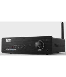 Nero-XD 200W HiFi DAC 2-Channel Class D Stereo Power Amplifier, Bluetooth Wireless, Optical, RCA, 3.5MM Inputs, Remote Control
