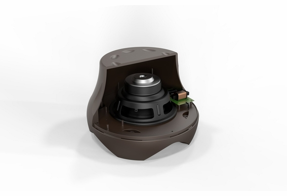 """OSD Audio FORZA-10 10"""" Weather-Resistant Outdoor Subwoofer with 300W of Power and High-Impact Molded IP66-Rated Enclosure"""