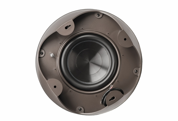 "OSD Audio FORZA-10 10"" Weather-Resistant Outdoor Subwoofer with 300W of Power and High-Impact Molded IP66-Rated Enclosure"