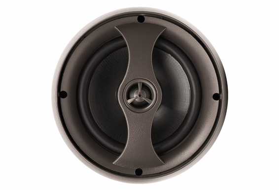 """OSD Audio Forza 6 Pendant Speaker Hanging or Standalone  6.5"""" Woofer and 1"""" Silk Dome Tweeter, IP66 Outdoor Rated, Pair"""