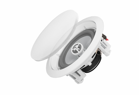 "OSD Audio ICE600WRS 6.5"" Weather Proof Outdoor Ceiling Speakers Pair"