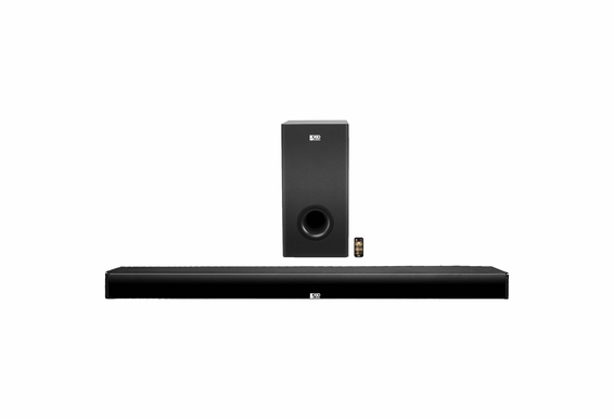OSD Audio Nero SB42, 200W 42-Inch 2.1 Channel Sound Bar with Wireless Bluetooth Subwoofer and Remote