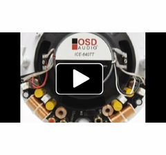 OSD Audio Single Stereo Speakers vs. Paired Speakers