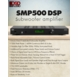 OSD Audio SMP500 DSP Mono-Channel Class D Subwoofer Amplifier 800W, Auto Sensing,  4 -8 Ohm ETL and CE Certified