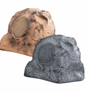 "RS850 High Fidelity 8"" 2-Way 200W Rock Speaker Single (Sandstone Canyon Brown or Granite Grey)"