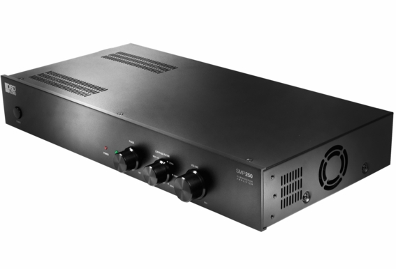 SMP250 Mono-Channel Class A/B Subwoofer Amplifier with 250 Watts of Power