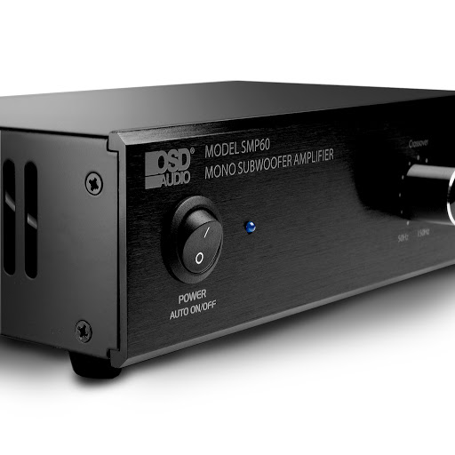 Compact 80W Subwoofer Amplifier OSD-SMP60