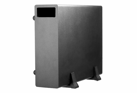"""SS8 200W Ultra Thin Low Profile 8"""" Subwoofer"""