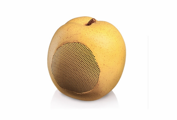 Pear (Long or Round) USB Speaker Pair