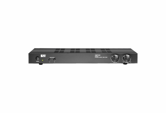 XMP300 150W x 2 Class D Digital Stereo Power Amplifier with Priority Input and A/B Switching (4 Ohm Stable)
