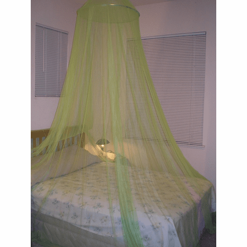 Sage Green Bed Canopy Mosquito net for Crib, Twin, Full, Queen, King or Cal King  Size bed and outdoor Easy set and Carry
