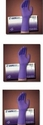 (SOLD OUT) 3 Box Case Kimberly-Clark Safeskin 12inch Purple Nitrile Exam Gloves
