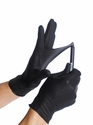 (SOLD-OUT) 5 Mil Black Nitrile Gloves: The Shadow