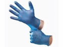 (In-Stock) Blue Vinyl Gloves Wholesale (Best Buy)