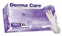 DERMA CARE Vinyl Gloves