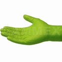 (SOLD-OUT) 8 Mil Heavy Duty Green Nitrile Gloves
