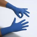 High-Risk Latex Exam Gloves 3X Thicker