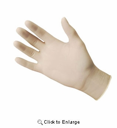 (In-Stock) 8X Thick Latex Exam Gloves