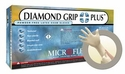 (SOLD-OUT) Latex Gloves | Microflex Diamond Grip Plus