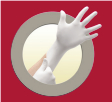 (SOLD-OUT) Microflex Nitrile Gloves Class 100 CE5-755
