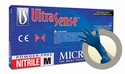(SOLD-OUT) Nitrile Gloves: Blue / Microflex UltraSense