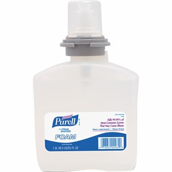 Purell Advanced TFX Foam Instant Hand Sanitizer Refill 1200ml (Sold Out)