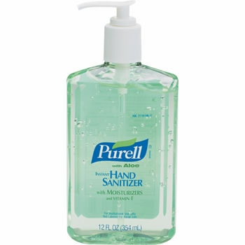 Purell Instant Hand Sanitizer with Aloe Pump Bottle 12oz GOJ 963912EA (Sold Out)