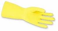 (SOLD-OUT) 12 inch Scalloped Kitchen Gloves