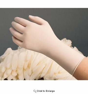 (SOLD-OUT) 8 mil TEXTURED LATEX EXAM GLOVE / SALE
