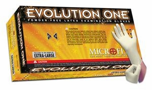 (SOLD-OUT) Evolution One Latex gloves