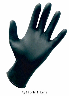 (SOLD-OUT) Latex Exam Gloves | Microflex Black Dragon