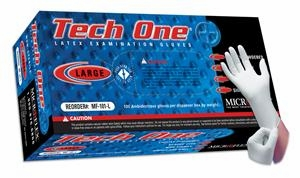 (SOLD-OUT) Latex Gloves   Microflex Tech One