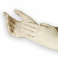 (SOLD-OUT) Mediguard Powder Free Latex Exam Gloves
