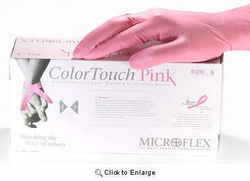 (SOLD-OUT) MicroFlex ColorTouch Pink