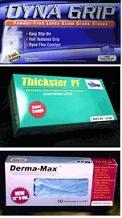 (SOLD OUT) MULTI PACK  OF NITRILE &  LATEX GLOVES