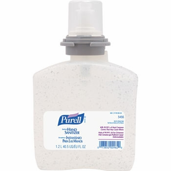 (SOLD-OUT) Purell Advanced TFX Gel Instant Hand Sanitizer Refill Unscented 1200ml