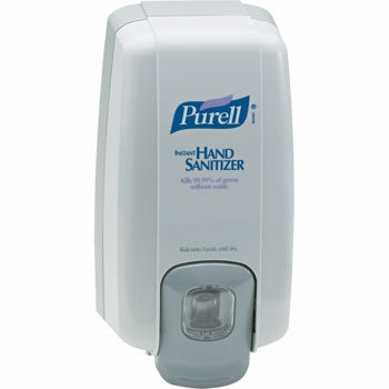 (SOLD-OUT) Purell NXT Instant Hand Sanitizer Dispenser White/Gray GOJ 212006