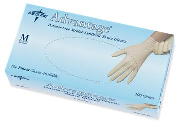 (SOLD-OUT) Stretch Vinyl Exam Gloves (Advantage)