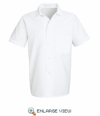 5010 Button-Front Cook Shirt