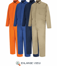 Bulwark CEC2 EXCEL- FR Classic Contractor Coverall