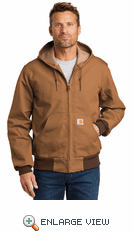 Carhartt ® Thermal-Lined Duck Active Jac (3 Colors)