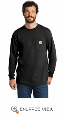 Carhartt ® Workwear Pocket Long Sleeve T-Shirt (3 Colors)