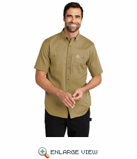CT102537 Carhartt® Rugged Professional™ Series Short Sleeve Shirt