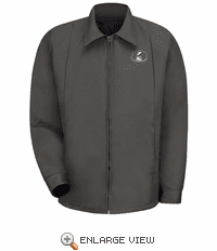 KB50CH Kubota Charcoal Perma-lined Panel Jacket