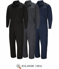 Men's Performance Plus Lightweight Coverall With OilBLok Technology - CY34